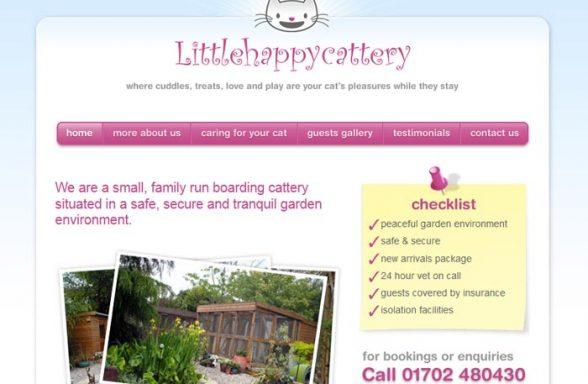 Littlehappycattery