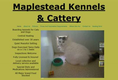 Maplestead Kennels
