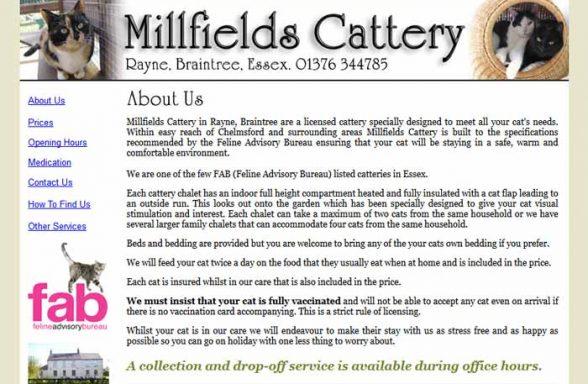 Millfields Cattery