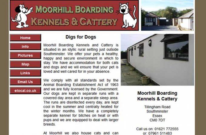 Moorhill Kennels