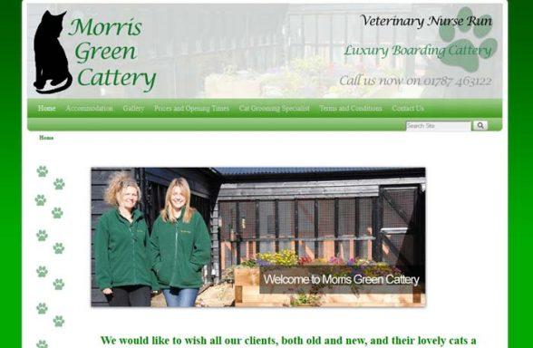 Morris Green Cattery