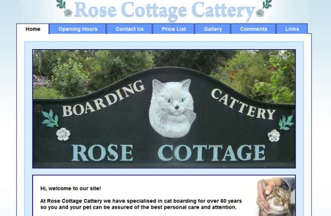 Rose Cottage Cattery