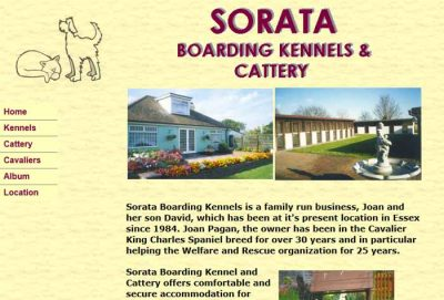 Sorata Kennels & Cattery