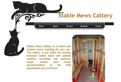 Stable Mews Cattery