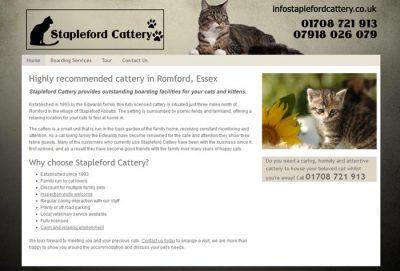 Stapleford Cattery