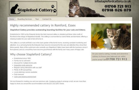 Stapleford Cattery