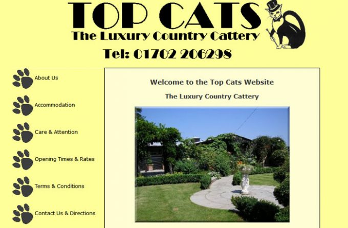 Top Cats Luxury Country Cattery
