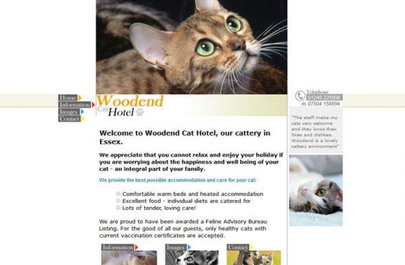 Woodend Cat Hotel