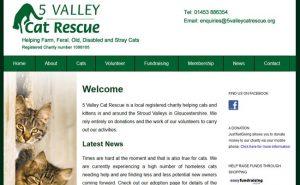 5 Valley Cat Rescue - Stroud