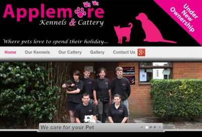 Applemore Kennels & Cattery