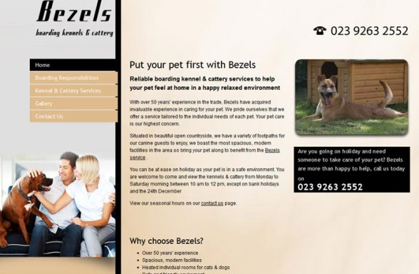 Bezels Kennels and Cattery