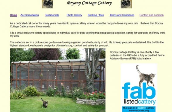 Bryony Cottage Cattery