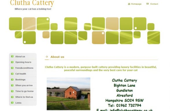 Clutha Cattery