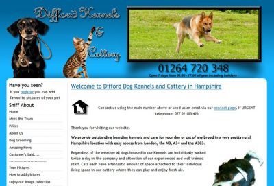 Difford Kennels & Cattery