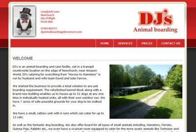 DJ's Animal Boarding
