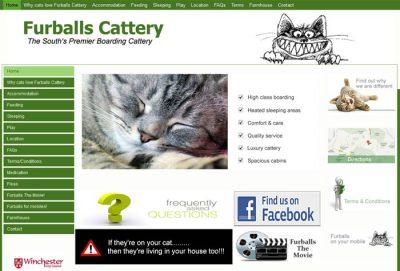 Furballs Cattery