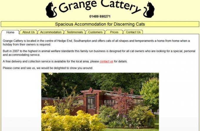 Grange Cattery