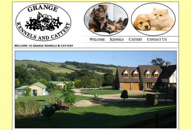 Grange Kennels and Cattery