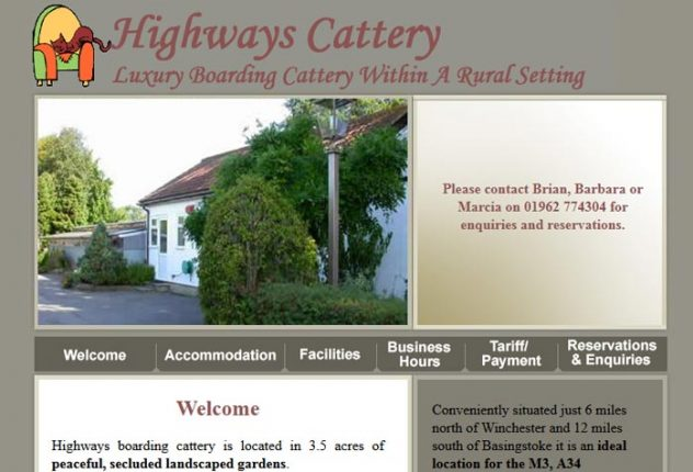 Highways Cattery