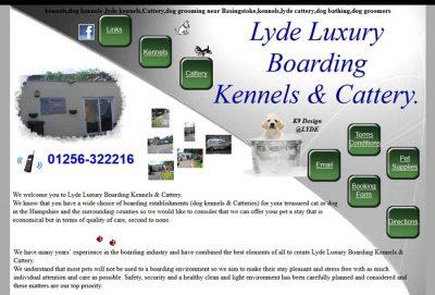 Lyde Luxury Boarding Kennels & Cattery Ltd