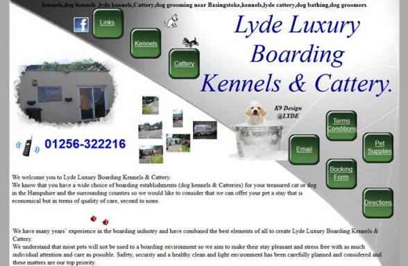 Lyde Luxury Boarding Kennels and Cattery Ltd