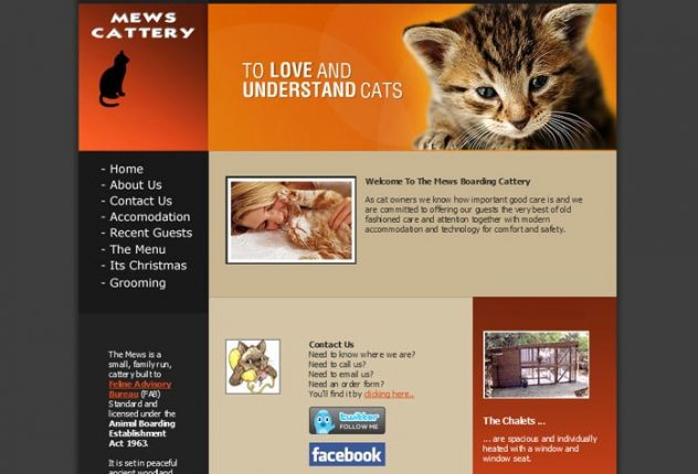 The Mews Boarding Cattery