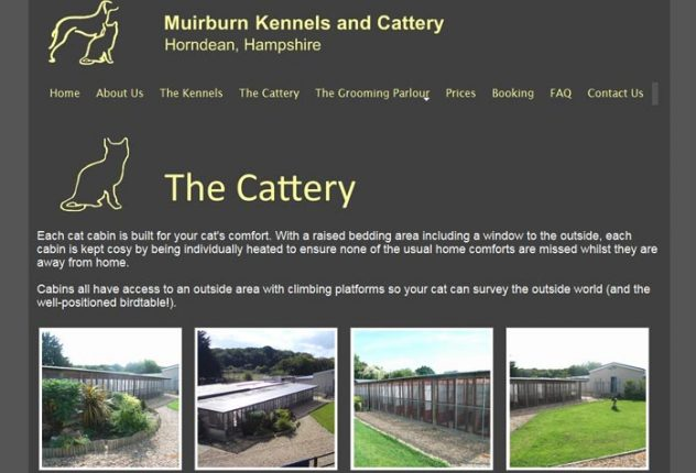 Muirburn Kennels and Cattery