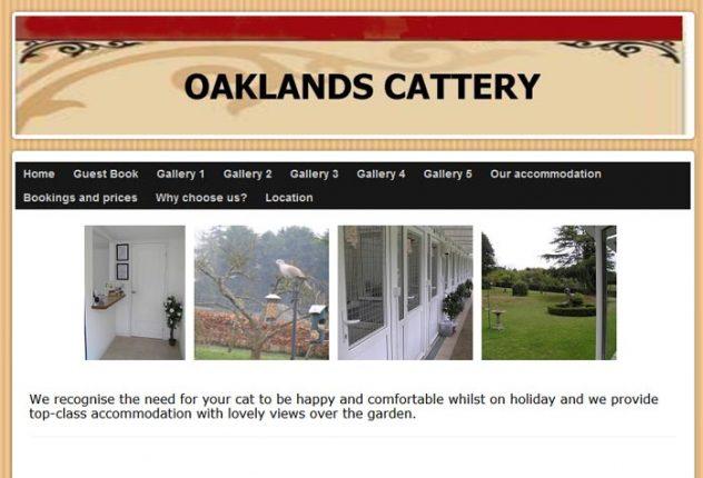 Oaklands Cattery