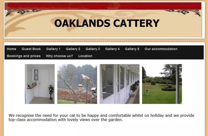 Oaklands Cattery