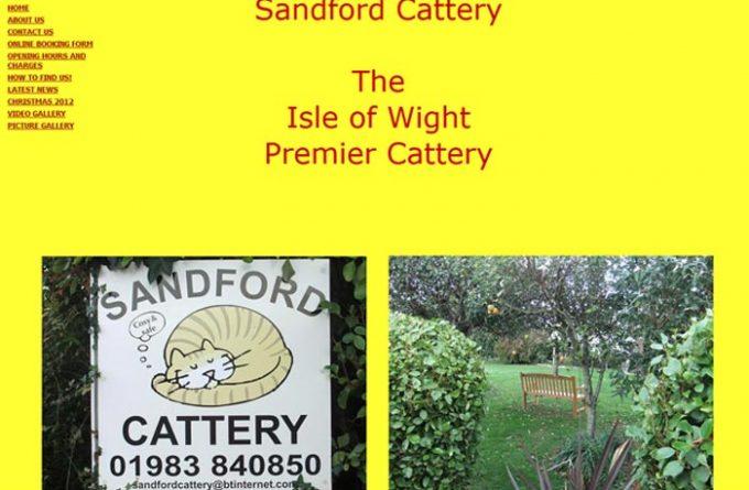 Sandford Cattery