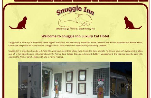 Snuggle Inn Luxury Cat Hotel