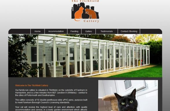 Titchfield Cattery