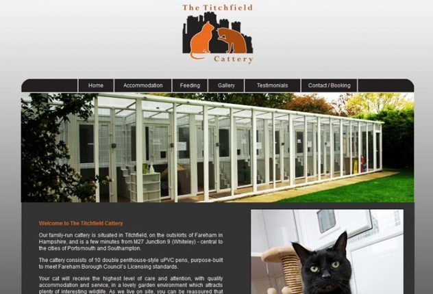 Titchfield Cattery