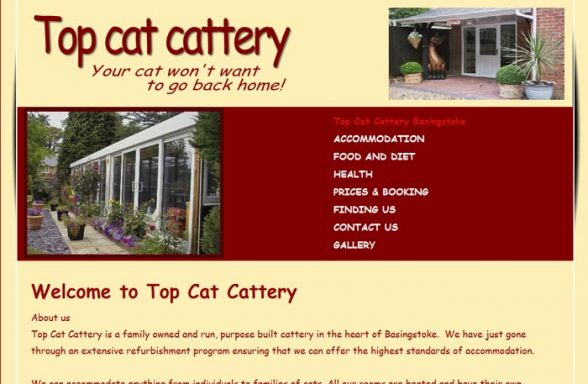 Top Cat Cattery