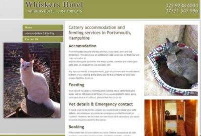 Whiskers Hotel