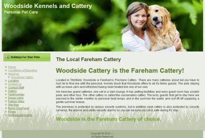 Woodside Kennels & Cattery