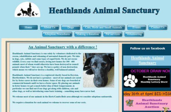 Heathlands Animal Sanctuary - Royston