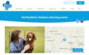 Blue Cross Rehoming Centre - Kimpton Bottom