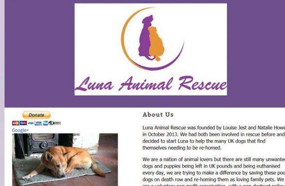 Luna Animal Rescue - Royston
