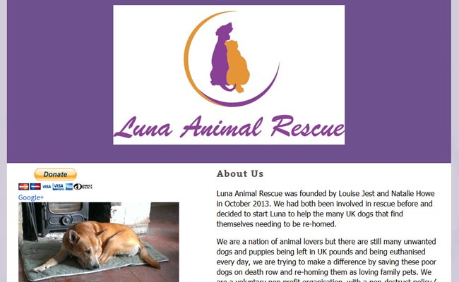 Luna Animal Rescue - Royston