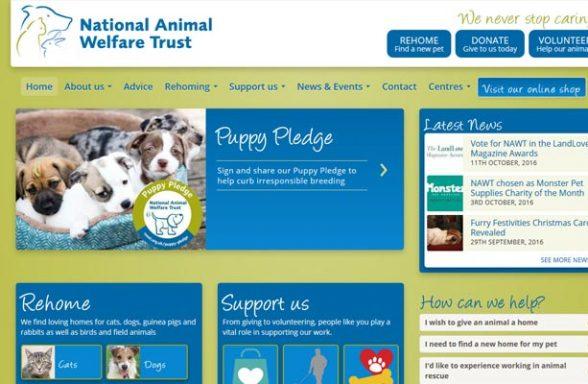 National Animal Welfare Trust - Watford