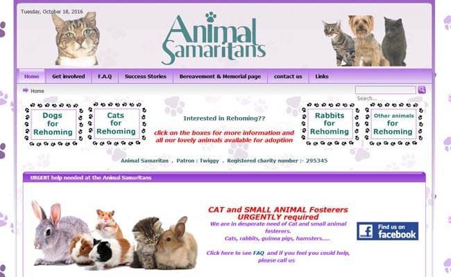 Animal Samaritans - welling
