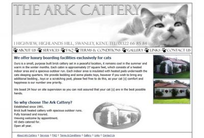 The Ark Cattery