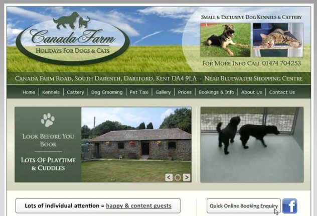 Canada Farm Kennels and Cattery