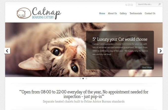 Catnap Boarding Cattery