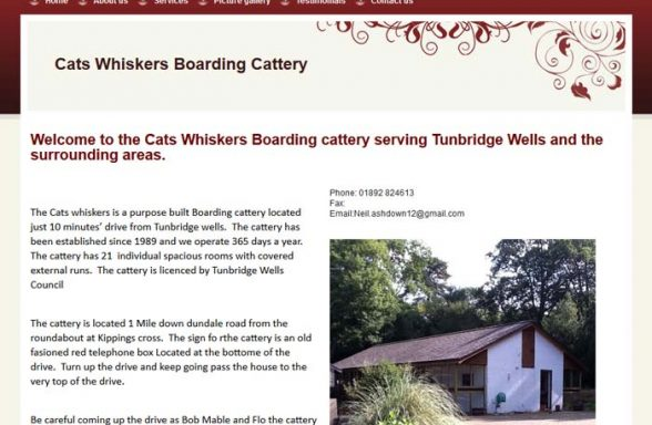 Cats Whiskers Cattery