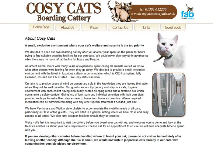 Rescue Cats North West England