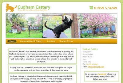 Cudham Cattery