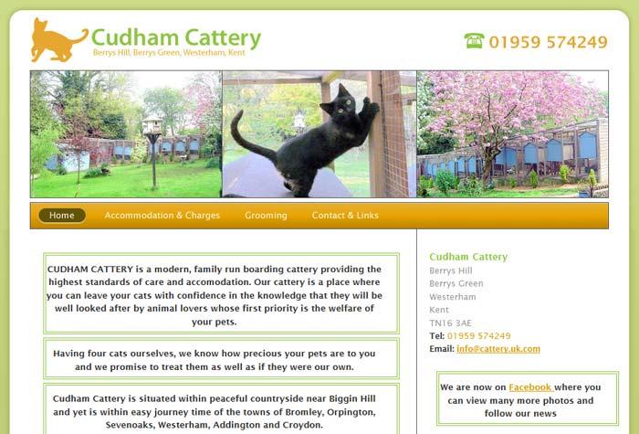 Cudham Cattery