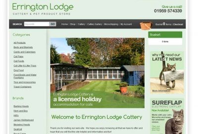 Errington Lodge Cattery